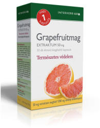 Interherb Grapefruitmag extraktum kapszzula - 30 db