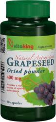 Vitaking Szőlőmag / Grapeseed kapszula - 90db