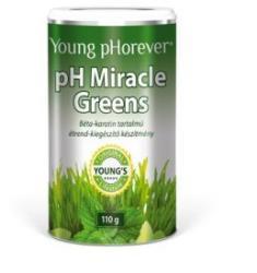 Young pHorever pH Miracle Greens por - 110g