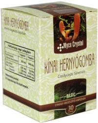 Myco Crystal Kínai hernyógomba kapszula - 30db