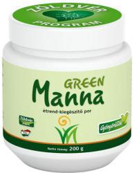Zöldvér Green Manna por - 200g