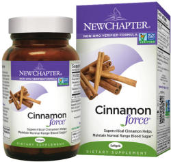 New Chapter Cinnamon force - 60db