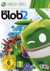 THQ De Blob 2 The Underground (Xbox 360)