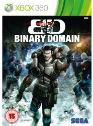 SEGA Binary Domain (Xbox 360)