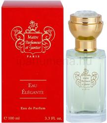 Maitre Parfumeur et Gantier Eau Elegante EDP 100ml