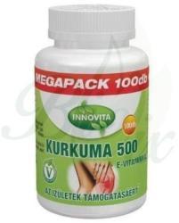 Innovita Kurkuma 500 E-vitaminnal - 100db