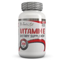 BioTechUSA Vitamin E 400 kapszula - 100 db