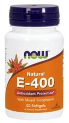NOW E-400 E-vitamin kapszula (50db)