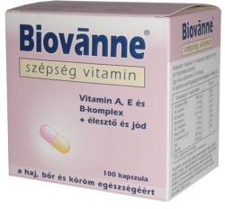Biovánne Szépségvitamin kapszula - 100 db