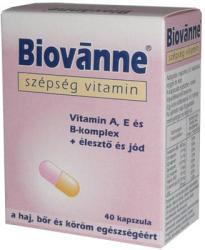 Biovánne Szépségvitamin kapszula - 40 db