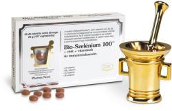 Pharma Nord Bio-Szelénium 100 + Cink + Vitaminok (30db)