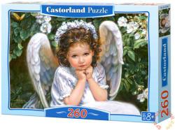Castorland Egy angyal portréja 260 db-os (B-27286)