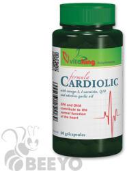 Vitaking Cardiolic Formula kapszula - 60db