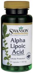 Swanson Alfa-liponsav - 120db