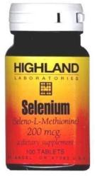 Highland Laboratories Selenium (100db)