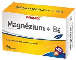 Walmark Magnézium+B6 tabletta - 50 db