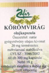 Zafír Körömvirág - 60db