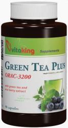 Vitaking Green Tea Plus kapszula - 90db