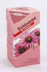 OCSO Echinacea kapszula C-vitaminnal - 30 db