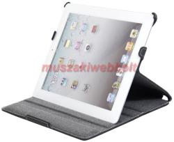 Qoltec Jeans High Effective Protection for iPad 3 - Black (7941)