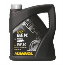 Mannol 7707 OEM for Ford Volvo 5W30 (4L)