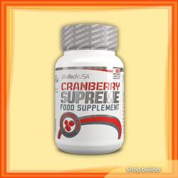 BioTechUSA Cranberry Supreme - 60db