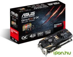 ASUS Radeon R9 290X DirectCU II OC 4GB GDDR5 512bit PCIe (R9290X-DC2OC-4GD5)