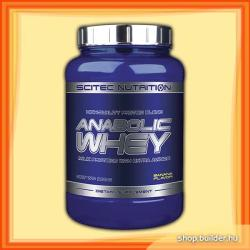 Scitec Nutrition Anabolic Whey - 900g