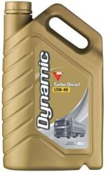 MOL Dynamic Turbo Diesel 15W-40 4 L