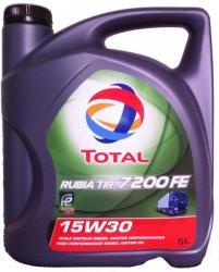 Total Rubia Tir Fe 7200 15w30 5L