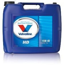 Valvoline 15W40 HD 20L