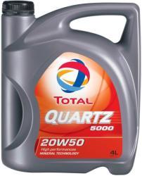Total Quartz 5000 20W-50 4L
