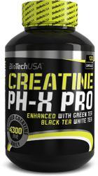BioTechUSA Creatine pH-X Pro - 120 caps