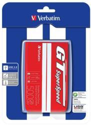 "Verbatim GT SuperSpeed 2.5"" 500GB 53084"