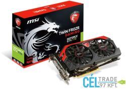 MSI GeForce GTX 770 TwinFrozr 2GB GDDR5 256bit PCIe (N770 TF 2GD5)