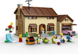 LEGO The Simpsons - A Simpson ház (71006)