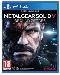 Konami Metal Gear Solid V Ground Zeroes (PS4)