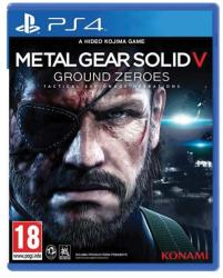 Konami Metal Gear Solid V Ground Zeroes (PS4)