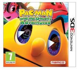 Namco Bandai Pac-Man and the Ghostly Adventures (3DS)