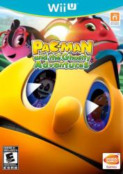 Namco Bandai Pac-Man and the Ghostly Adventures (Wii U)
