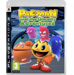 Namco Bandai Pac-Man and the Ghostly Adventures (PS3)