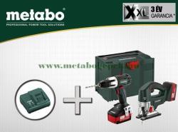 Metabo Combo Set 2.2 1 18V 685035000