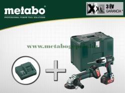 Metabo Combo Set 2.4 2 18V 685039000