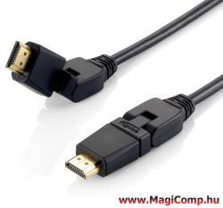 Equip HDMI 1.4 1m M/M Swivel 119361