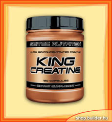 Scitec Nutrition King Creatine - 120 caps