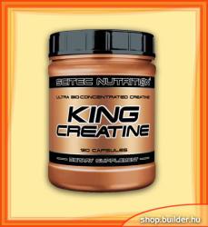 Scitec Nutrition King Creatine - 120 caps