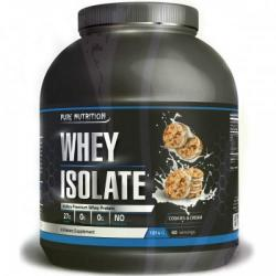 Pure Nutrition Whey Isolate - 1814g