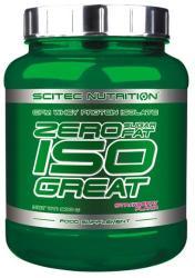 Scitec Nutrition Zero Carb/Fat IsoGreat 900g