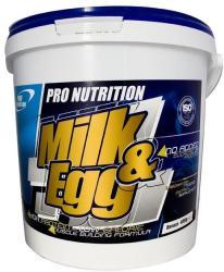 Pro Nutrition Milk & Egg - 4000g