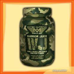 Scitec Nutrition Muscle Army - Warrior Juice - 900g